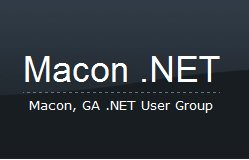 Macon .NET User Group